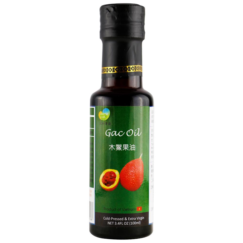 100% 木鱉果油