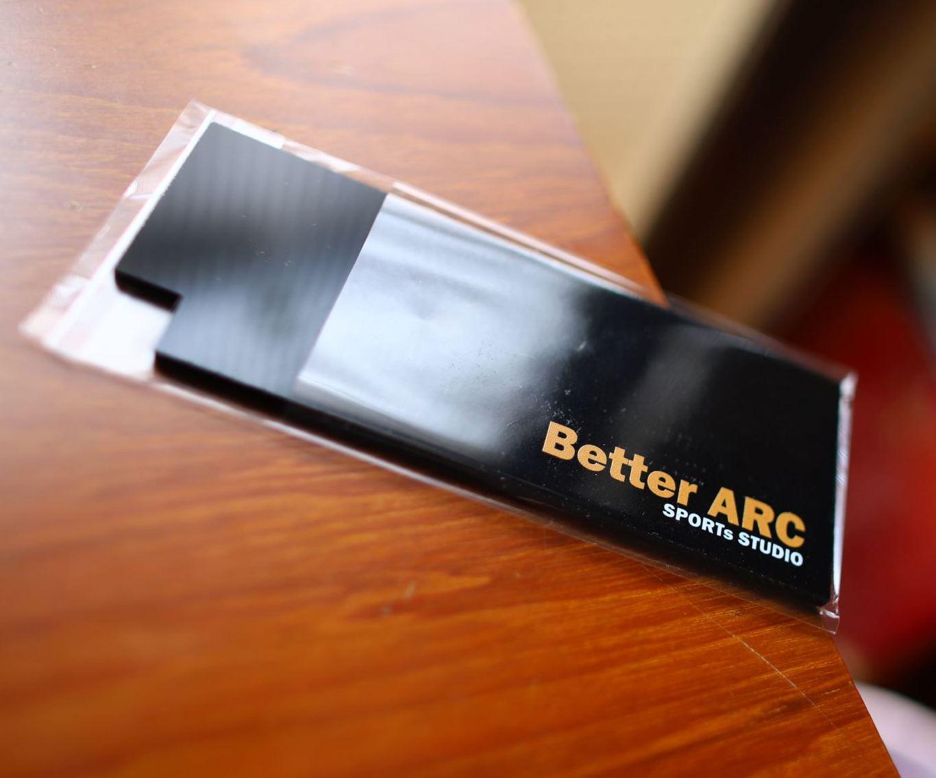 台灣 Better ARC 除蠟刮板