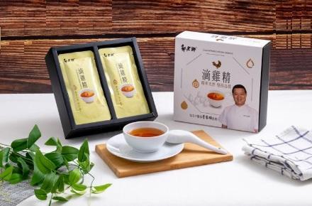 常溫膠原滴雞精 1 0 包 / 盒 ( 65 cc / 包 )