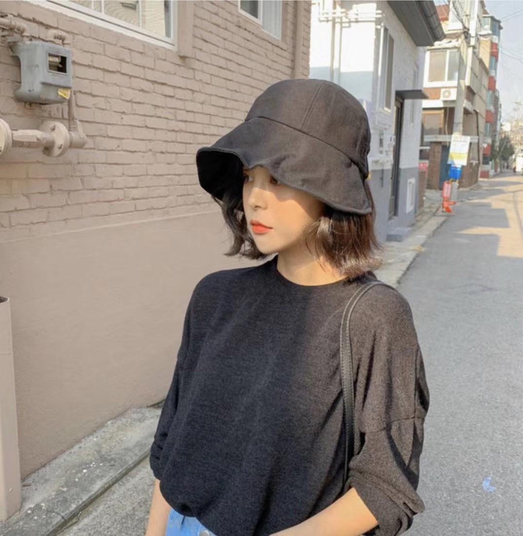 韓國 - 帆布報童漁夫帽