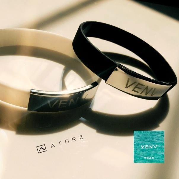 VENV 矽膠手環