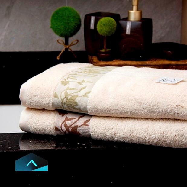 美國棉有機染毛浴巾禮盒