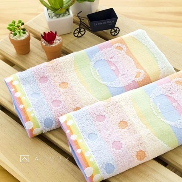 美棉提花毯被/枕巾禮盒