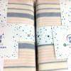 紋織抗菌枕頭巾 單色2入