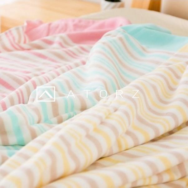 純棉舒適紗布被