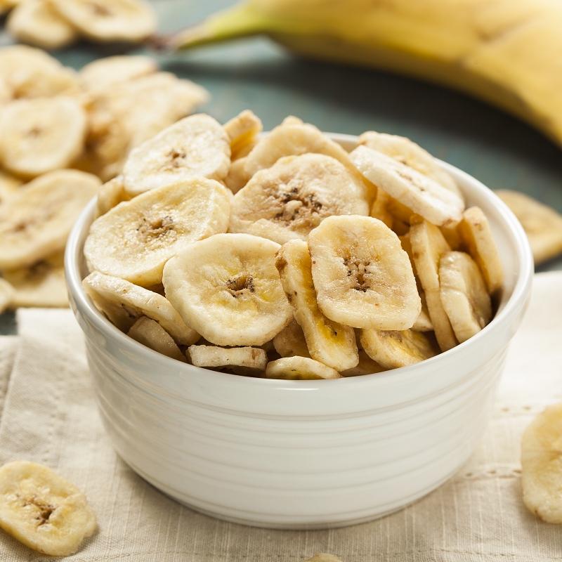香蕉牛奶果乾