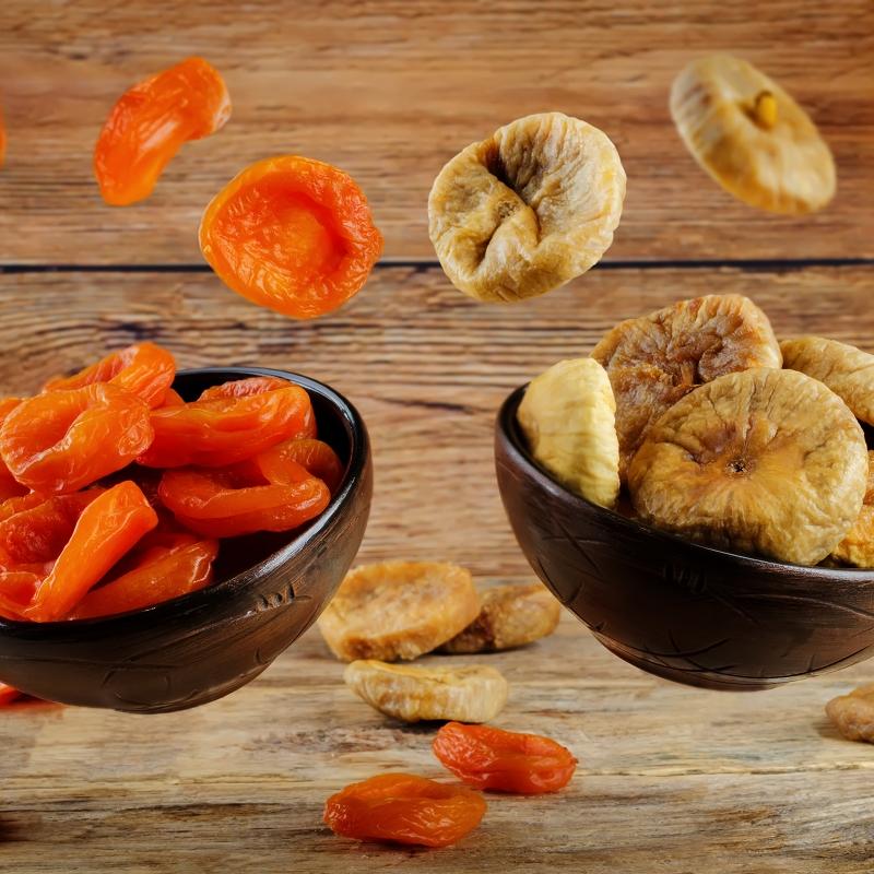 杏乾無花果乾組合
