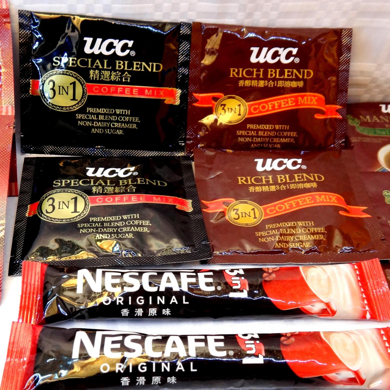 大包15公克100包350元 雀巢咖啡包  飯店用品商務用咖啡雀巢三合一香滑原味咖啡 快樂行商店特價優惠中 即溶咖啡粉