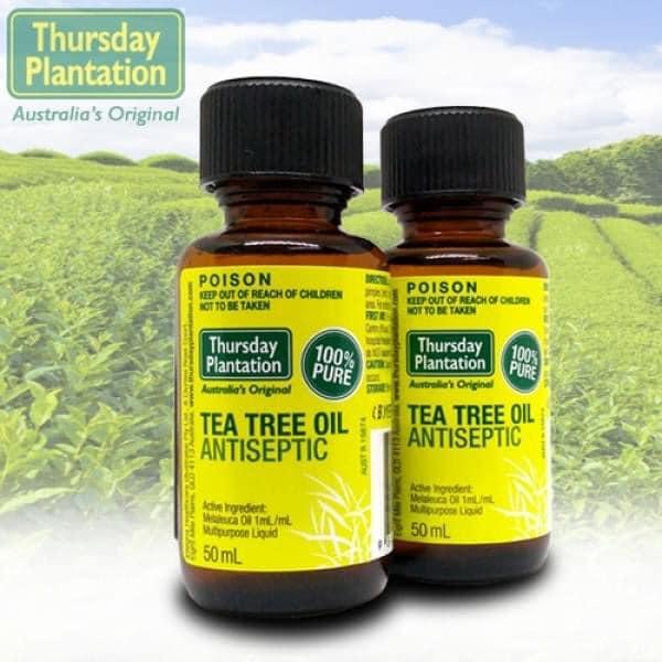 [指標愛購物] 澳洲星期四農莊 Thursday Plantation 茶樹精油-50ml