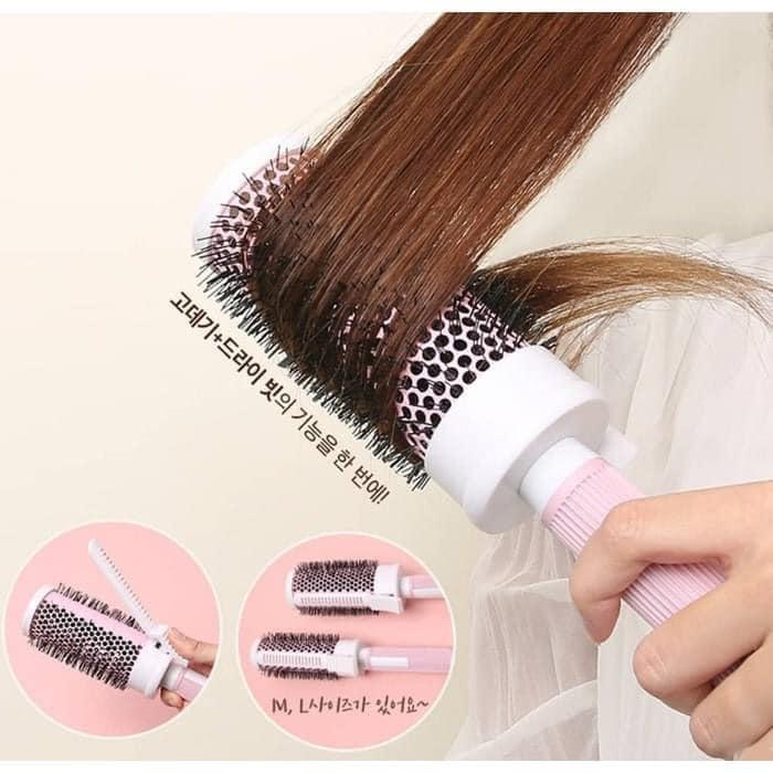 [指標愛購物] 韓國超爆款捲髮梳