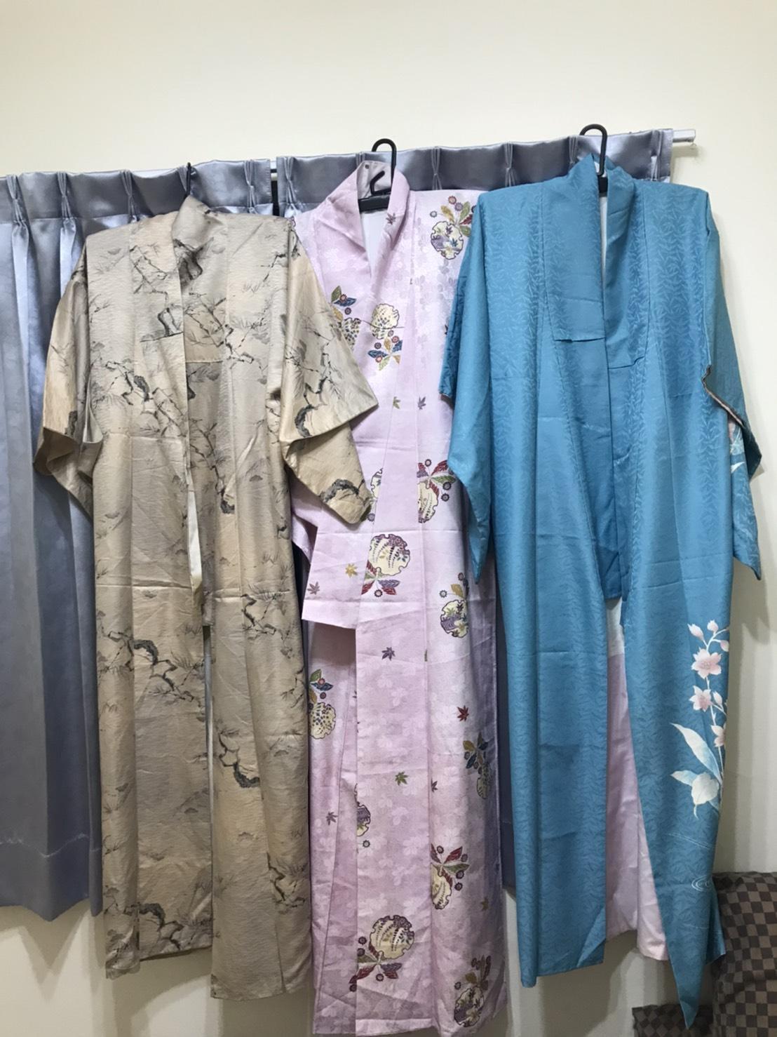 日本女和服