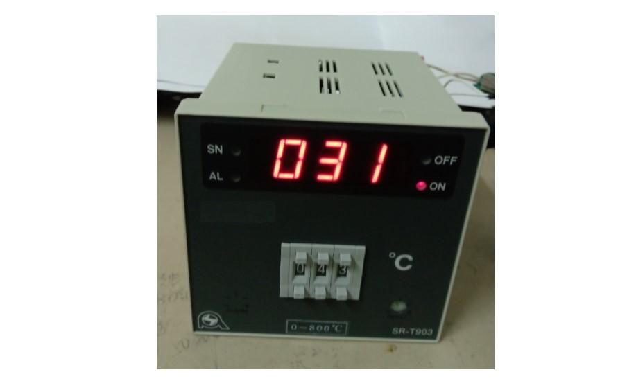 0~400度指撥高溫型溫度控制器 (含1支感溫棒)
