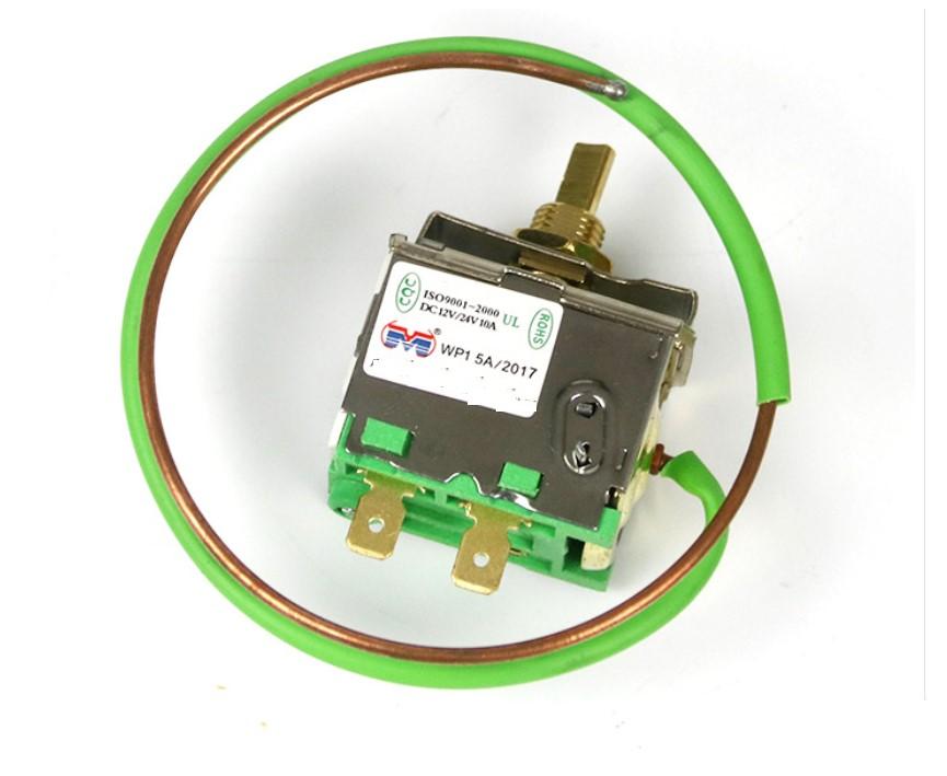12V/24V通用汽車空調機械式溫度控制器