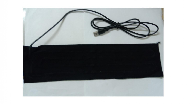 DC5V USB接頭寵物用發熱片.10*30CM