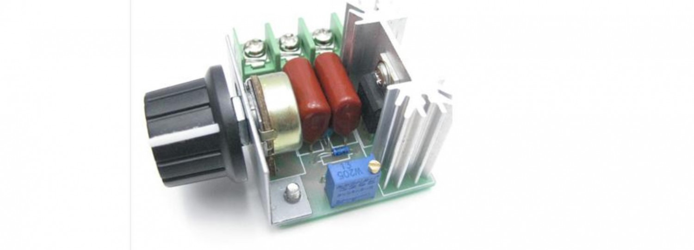 2000W調光/調壓/調溫 控制器