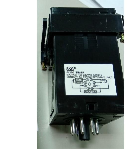 AC85~265V SKG TH100 時間繼電器