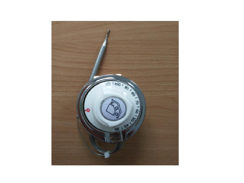 EGO德國製造30~110度 液漲式溫度開關3PIN 帶螺牙