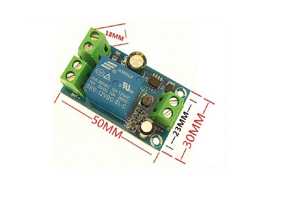 停電自動轉換電池控制模組