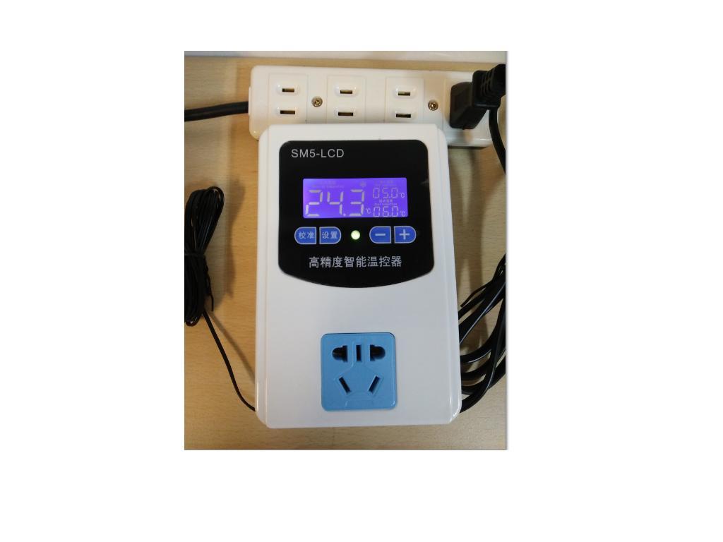 高精度0.1度 LCD 温度控制器