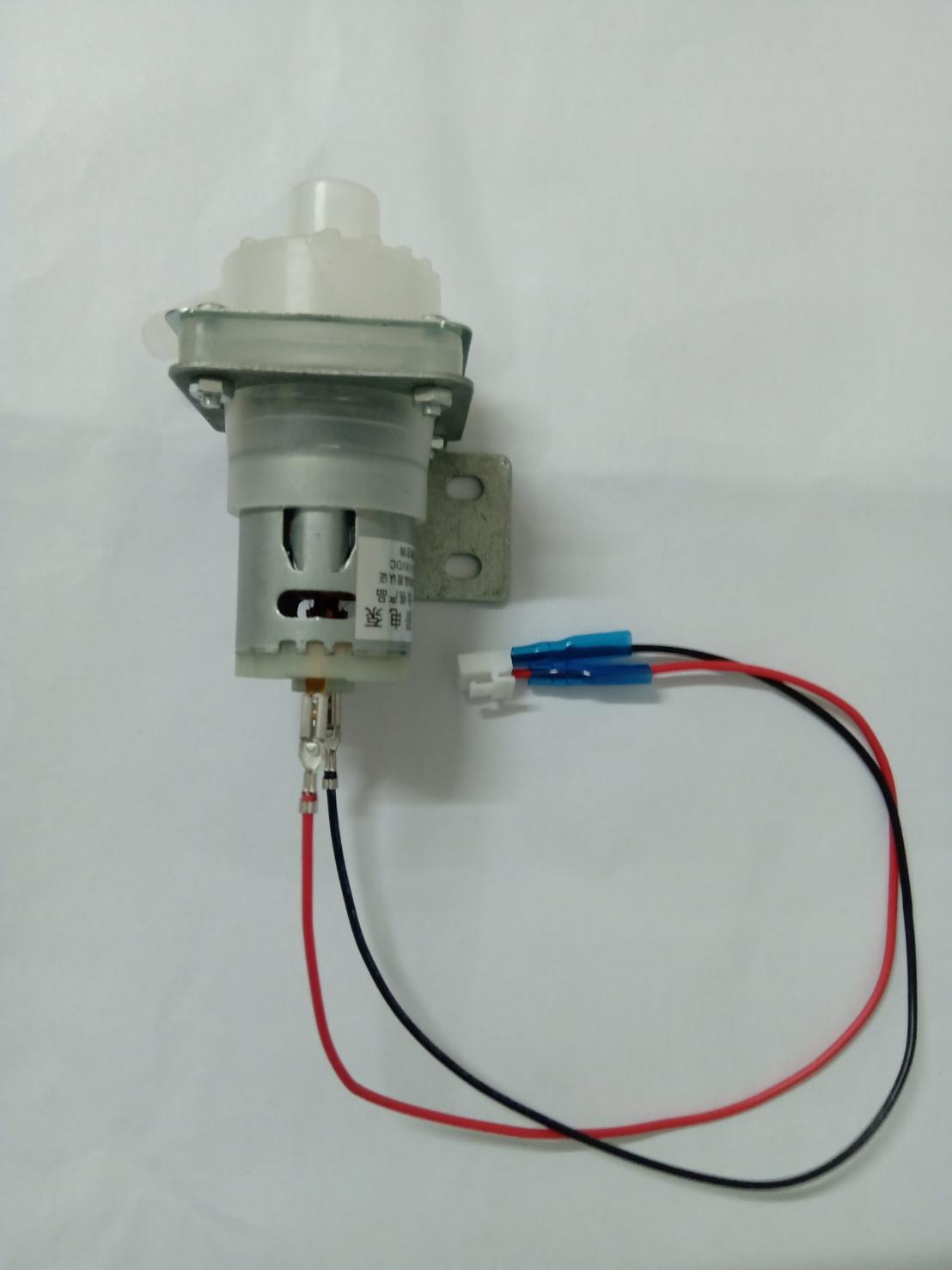 電熱水瓶 , 開水機 專用 DC12V 直流 抽水馬達 (左邊出水及右邊出水)