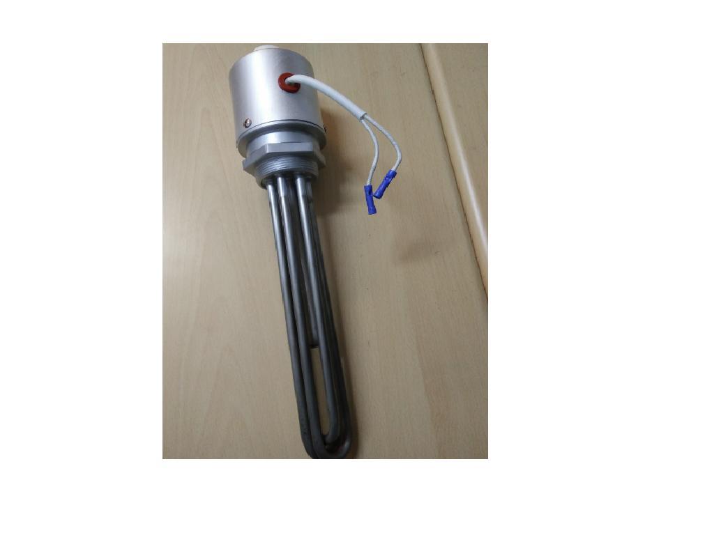 白鐵電熱管三相AC220V 2000W 搭配30~110度EGO溫控