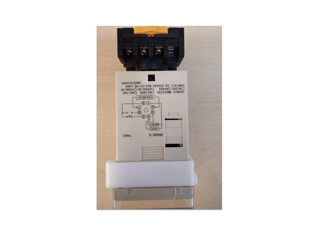 AC220V 800W 時間控制熱風機