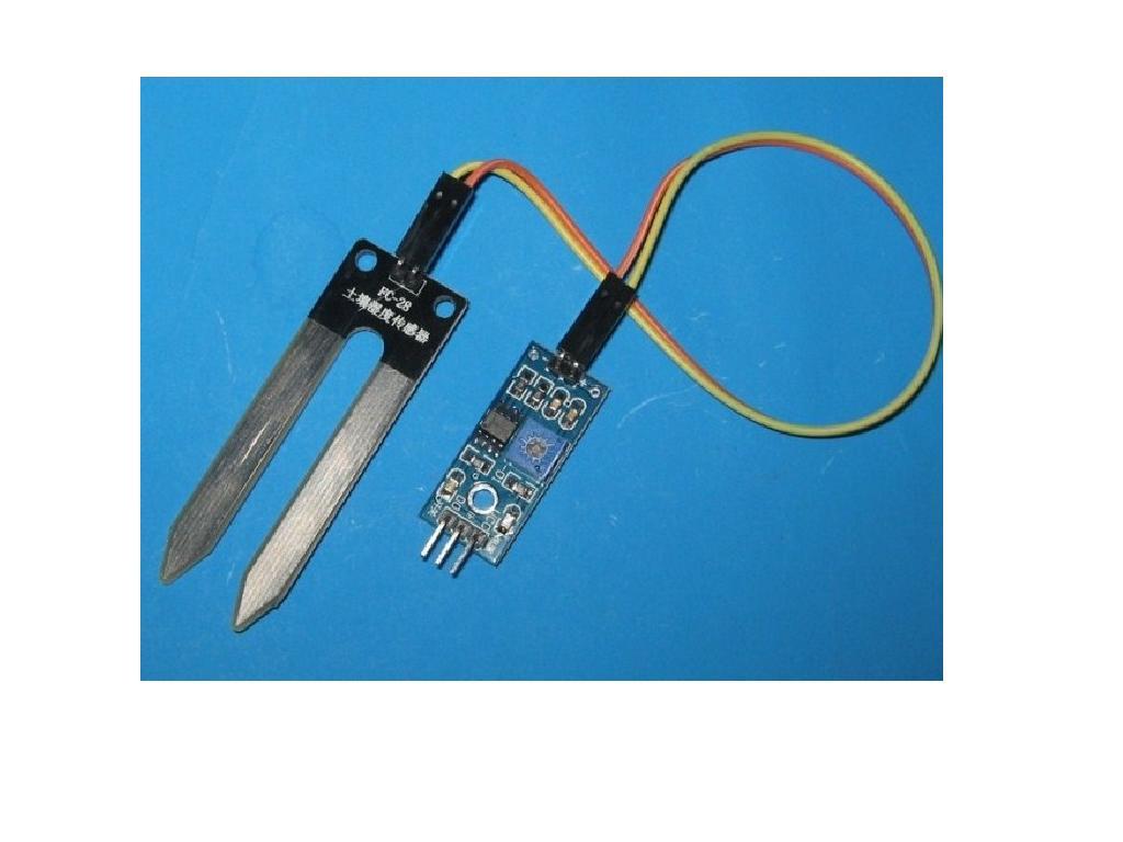 土壤濕度檢測訊號輸出模組