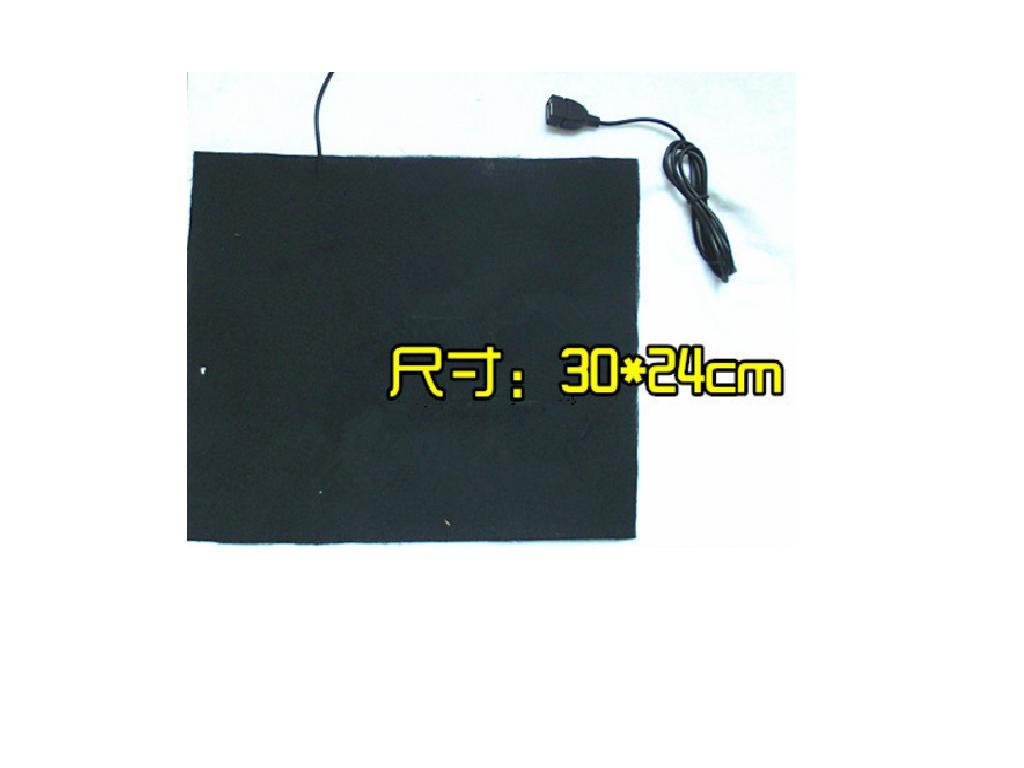 USB 5V發熱片尺寸30cmX24cm