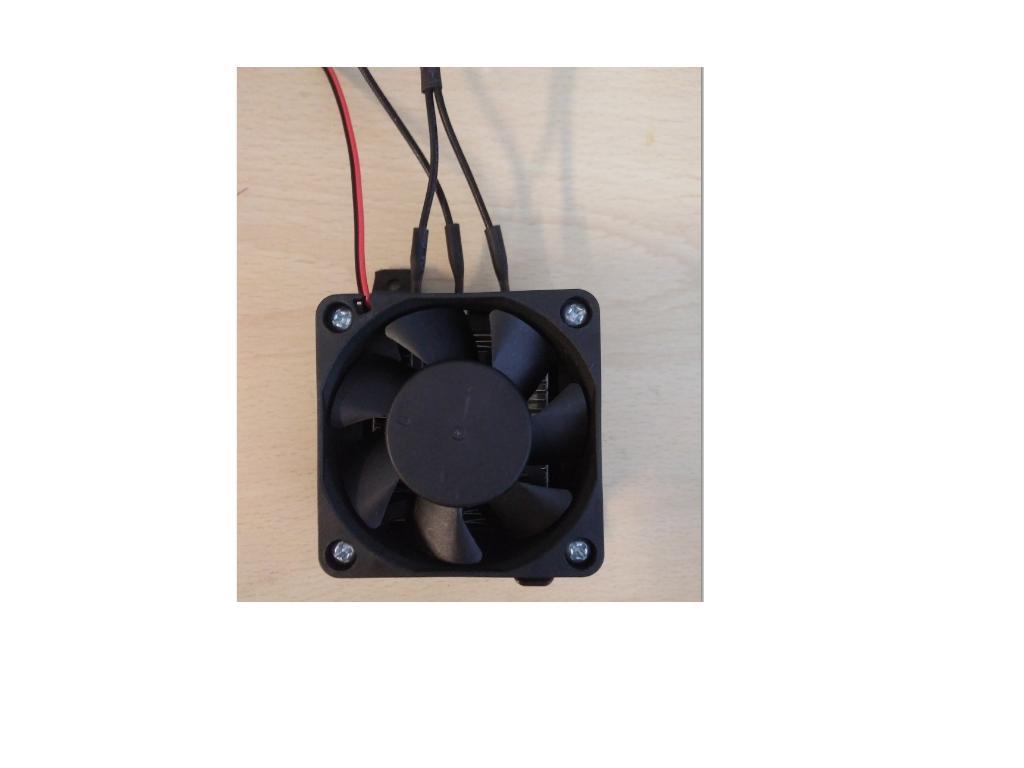 AC110V溫度控制暖風模組