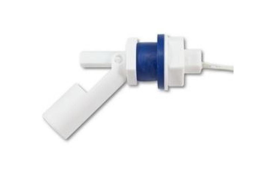 鴨嘴小型PP聚丙烯側裝式浮球開關