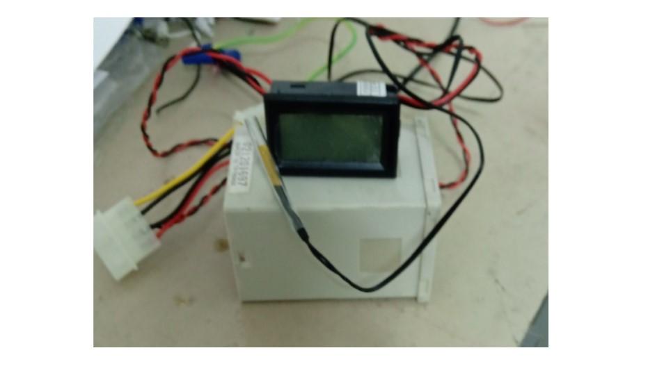 DC5V 藍光型溫度計