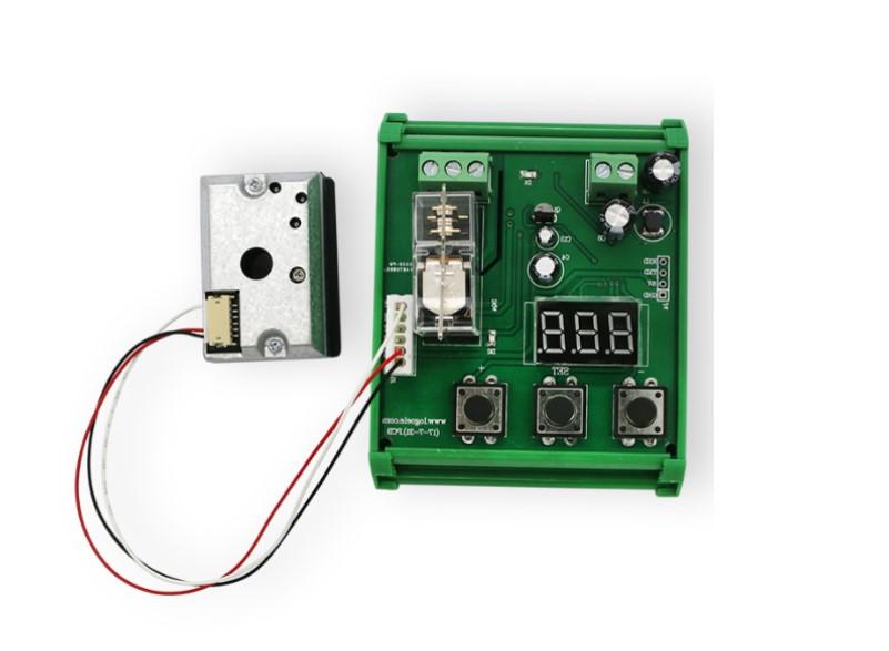 PM2.5空氣 粉塵偵測警報繼電器模組