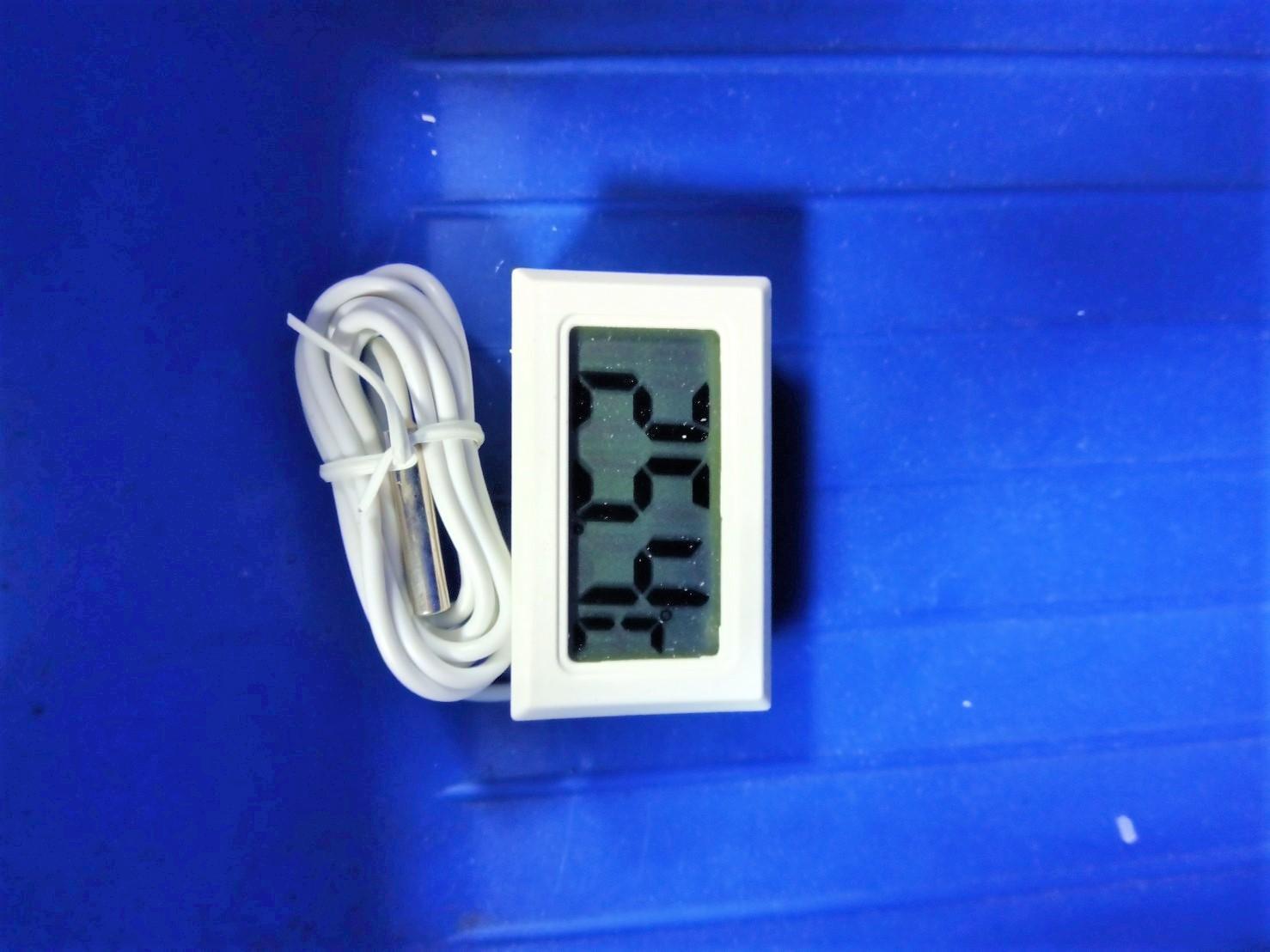 冷熱兩用數位式溫度計