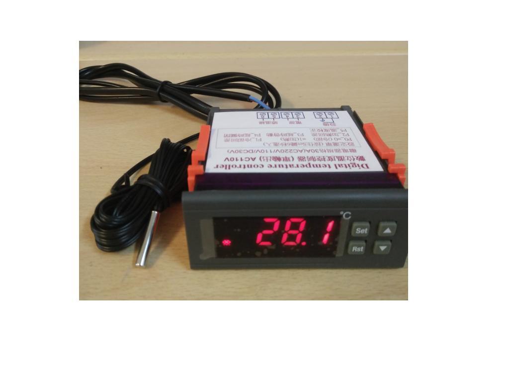 DC12V溫度控制熱風機