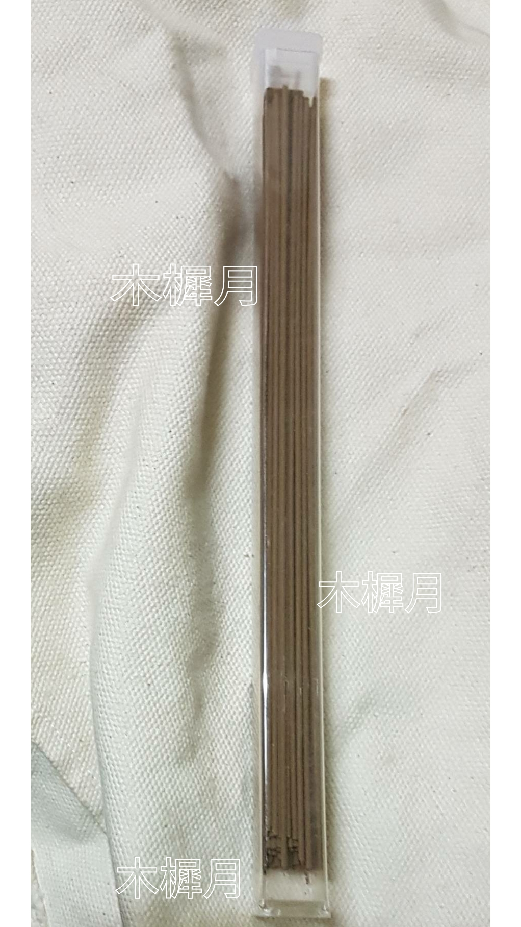 【木樨月】  7吋臥香-肖楠、龍柏