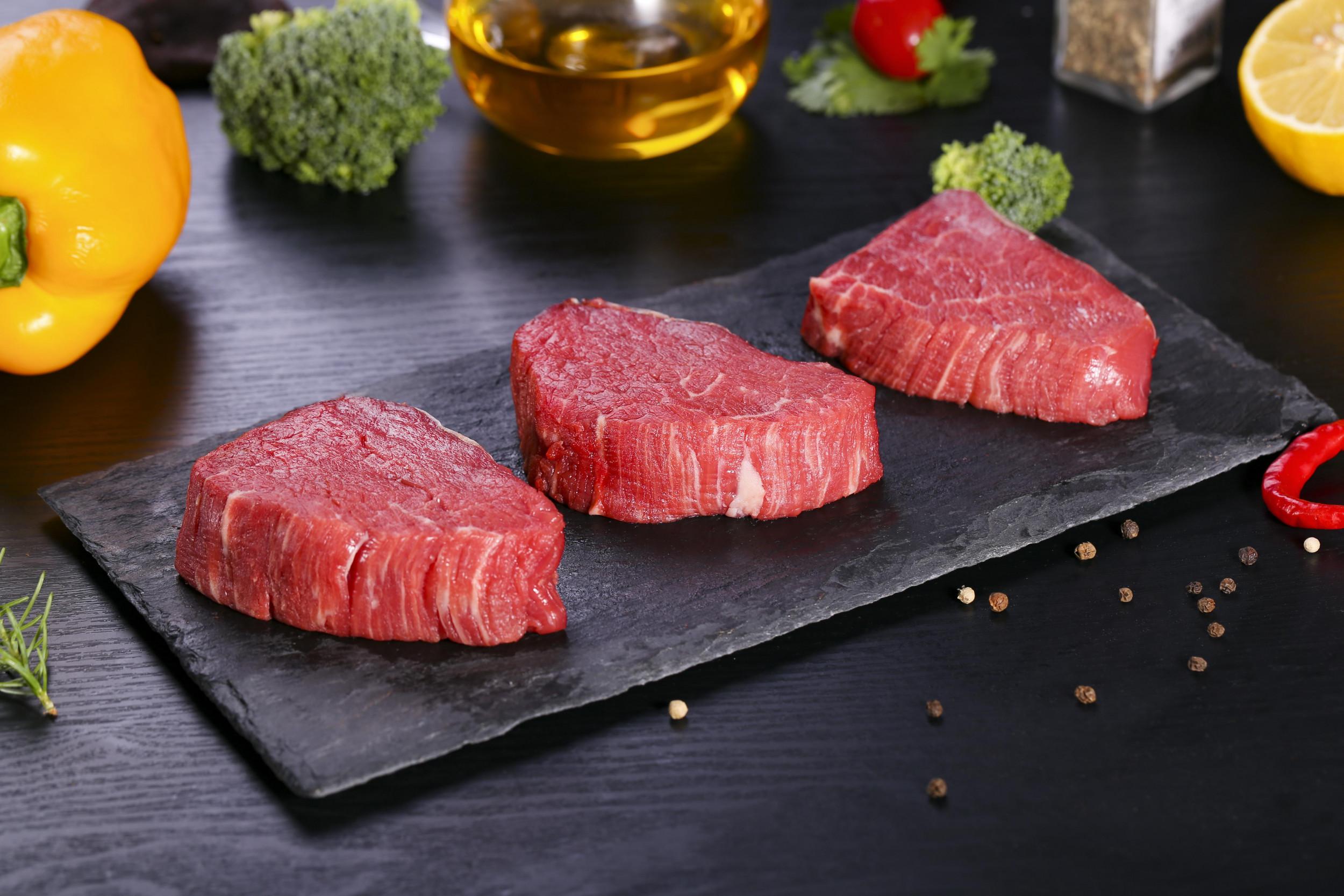 美國安格斯牛肉