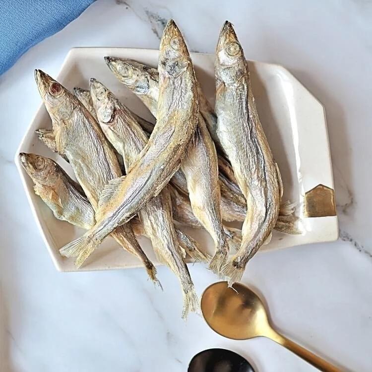 卡尼 冷凍乾燥 香酥卵卵柳葉魚凍乾 40g 貓零食 點心 犬貓小寵適用