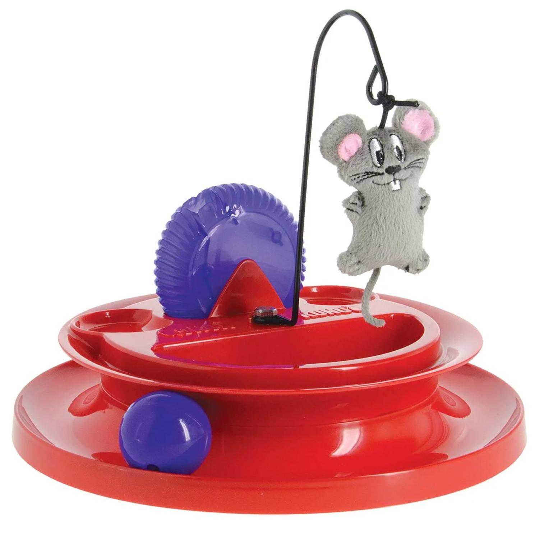 美國KONG Cat Playground / 貓咪遊樂場玩具(CA414) 貓草玩具 貓玩具