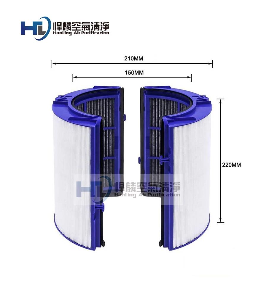 Dyson適用高效濾芯 (HP06 / TP06 / HP04 / DP04 / TP04 )