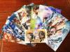 ツイステ扭曲仙境同人《公益明信片收藏本/色紙/レオナ/Leona/獅寮》CAT X KEN | CWT通販