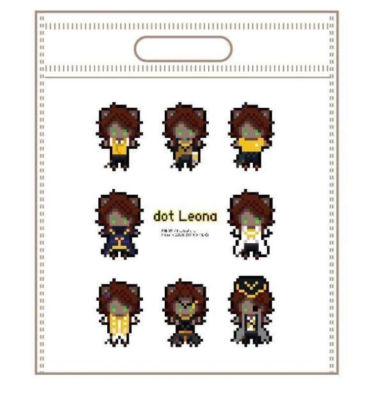 套組◆ツイステ《Regulus》Leona中心插畫本