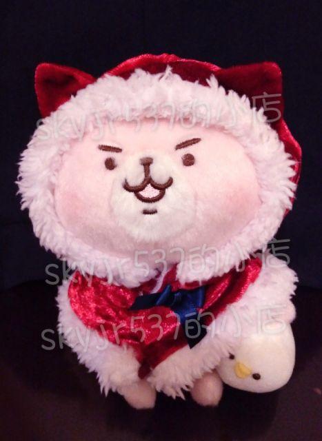 現貨 紅色聖誕斗篷 衣服 斗篷 聖誕裝 卡娜赫拉 兔兔 卡納赫拉 聖誕 娃衣 娃娃衣服