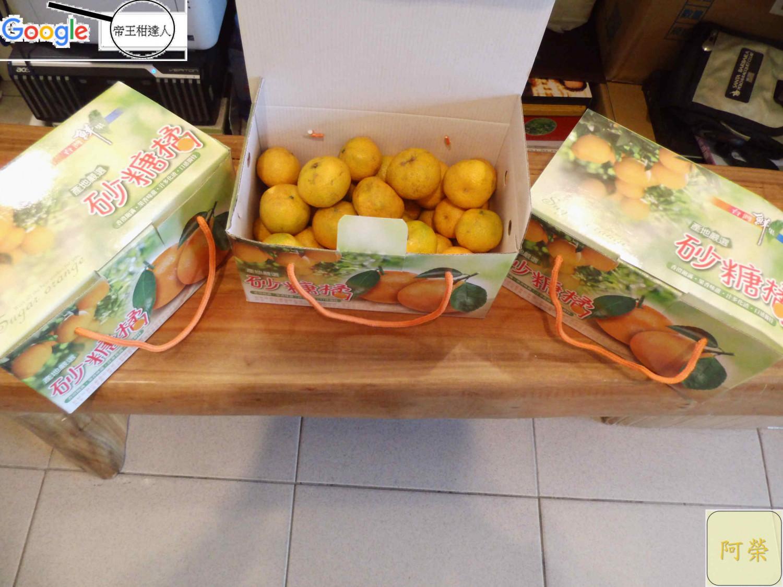 南投竹山-安全用藥砂糖橘「採收預計是國曆11月30日-1月底間」,A等級,店到店可購買二盒,第三盒第二件 寄送