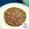 ☼ 宇宙兔兔 ☼ 有機亞麻仁籽 天然保健品 兔子 天竺鼠 貓 狗 倉鼠 小動物零食
